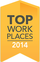 2014 Top Workplace